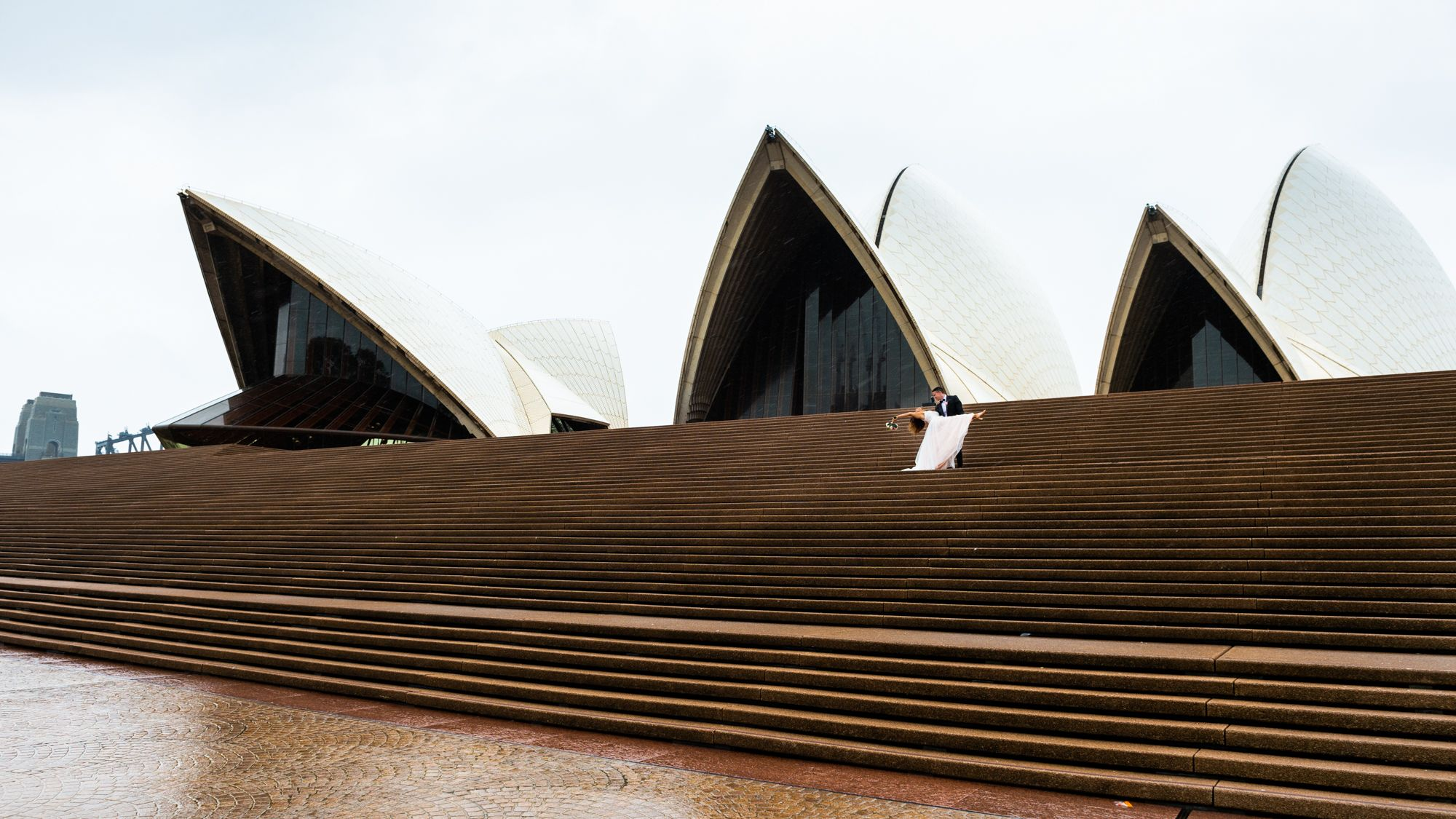 Wedding at Sydney Opera House