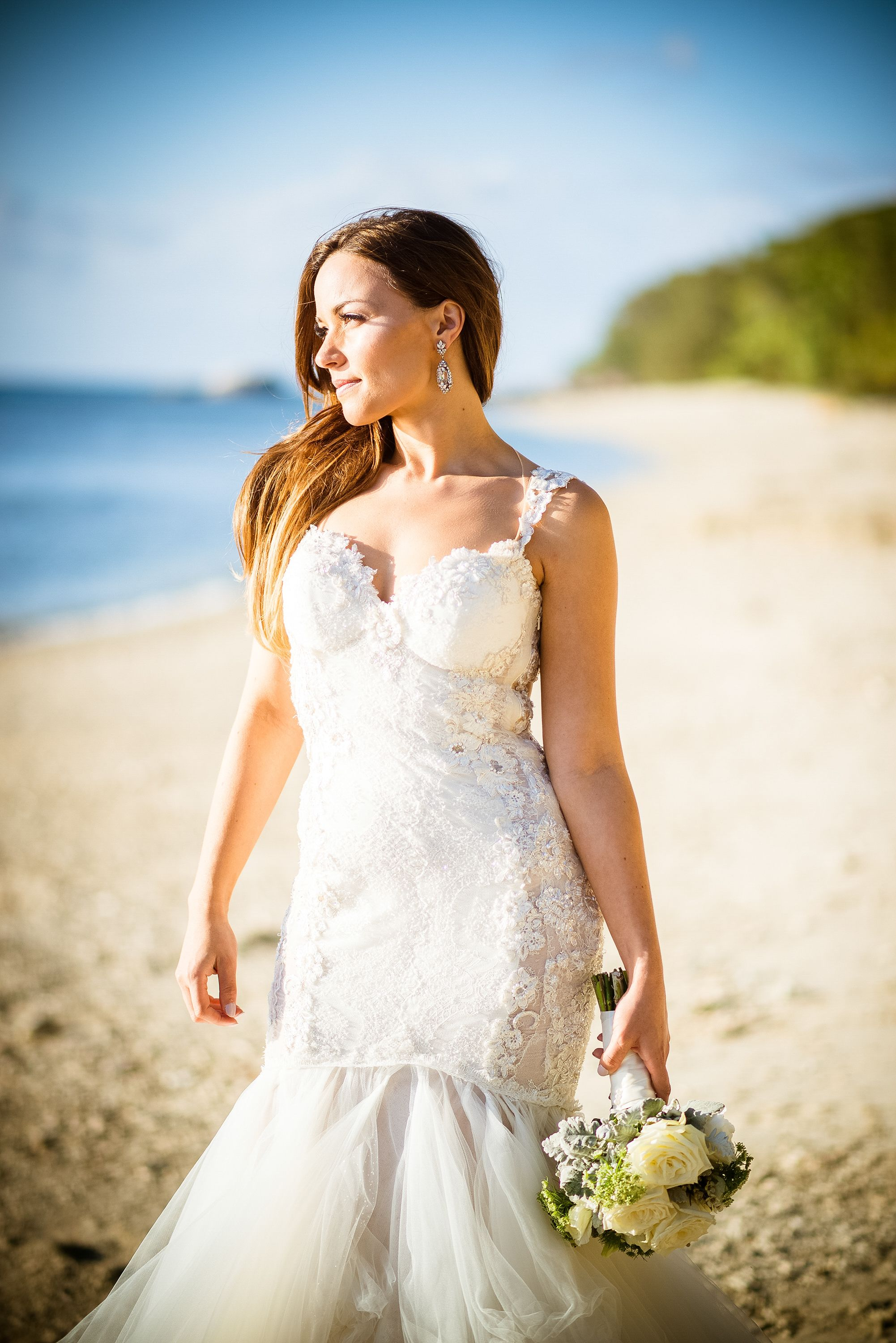 wedding photography beach