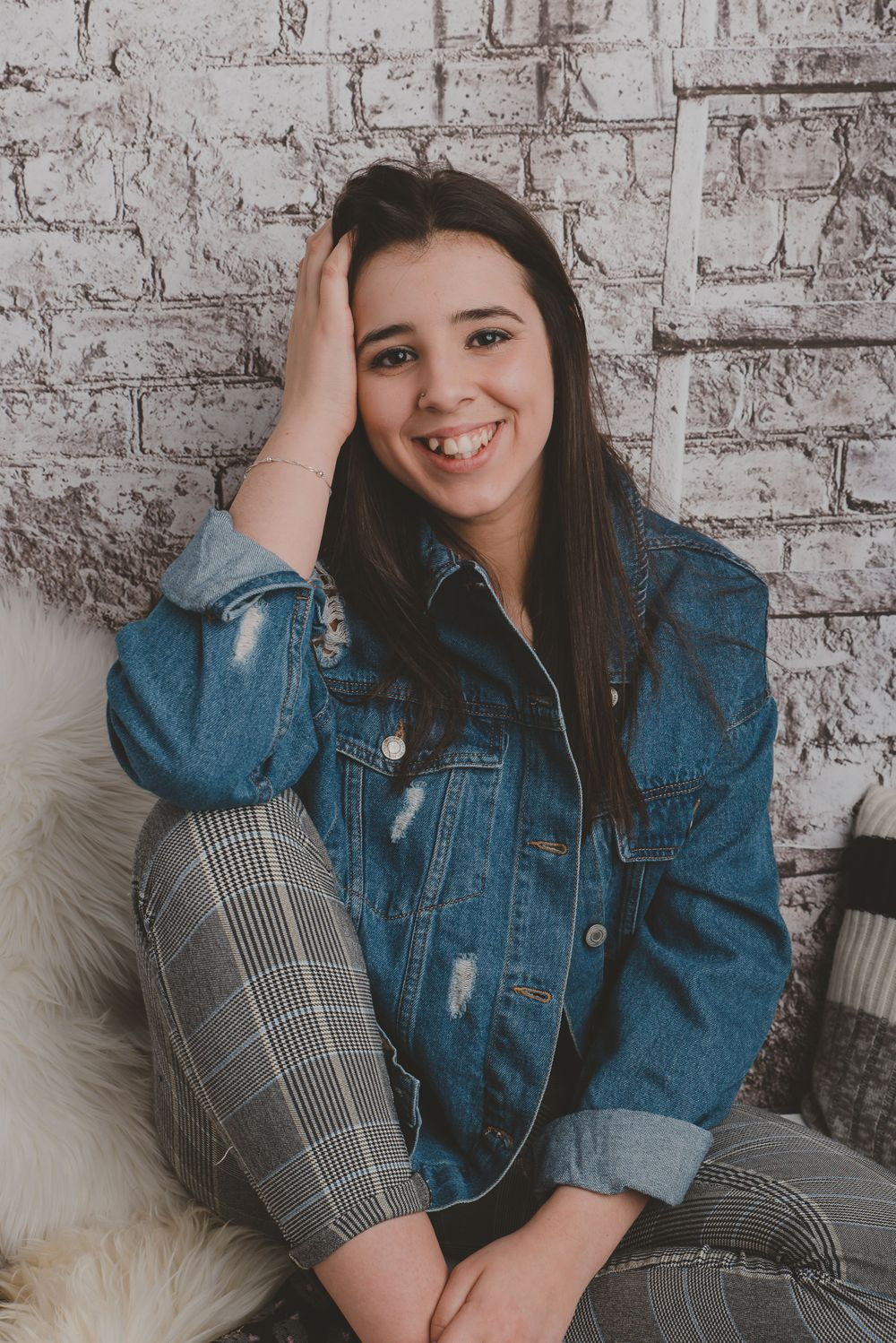 portrait studio adolescente