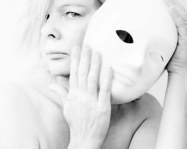 the masks we wear © COPYRIGHT. Dragon Papillon Photography. 2020. All Rights Reserved.