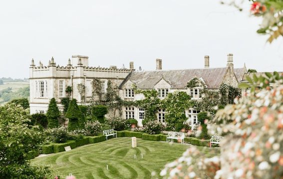 Euridge Manor Wiltshire is on Faye Amare's wedding venue bucket list