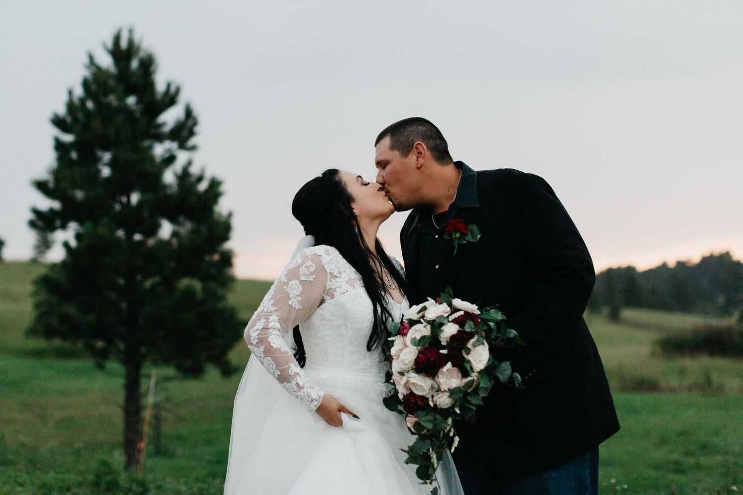 Colorado Springs Wedding Portraits