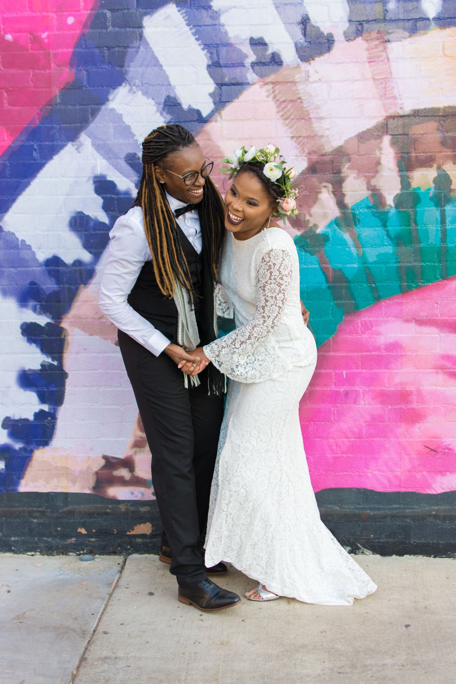 Elopements are becoming more popular among African American couples. Photo by Gernelle Nelson