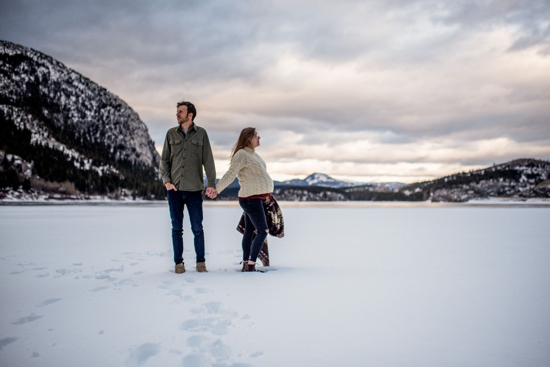 Crowsnest Pass Maternity Session