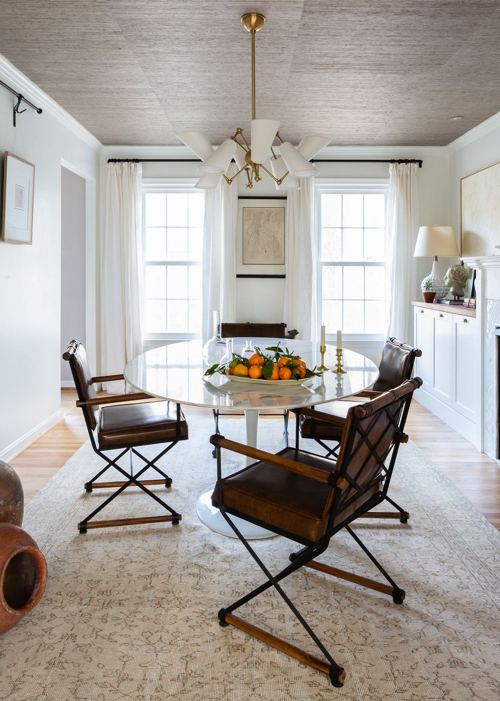 Dining Room Design, DC Dining Room Design, Alison Giese, DC Interiors Photographer, Northern VA Interiors Photographer