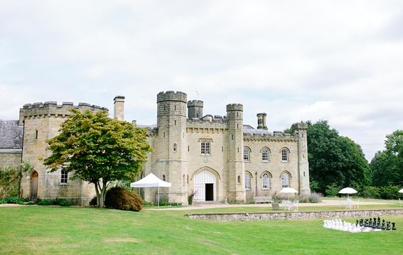 Chiddingstone Castle is on Faye Amare's wedding venue bucket list
