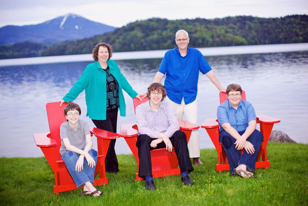 Family Photography and High School Seniors Photography in Lake Placid NY