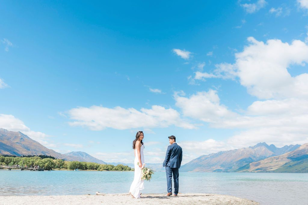 Queenstown Wedding Photographer Two Peaches Photography