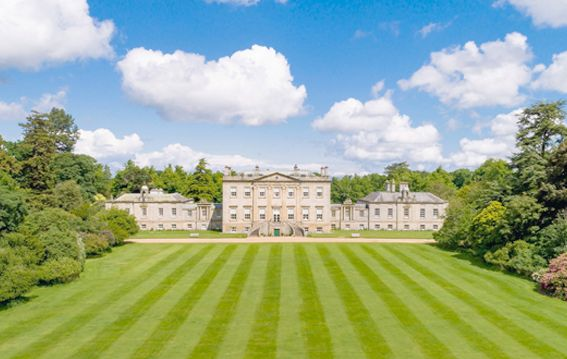 Preston hall scotland is on Faye Amare's wedding venue bucket list