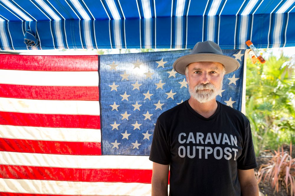 Brad Steward of Caravan Outpost