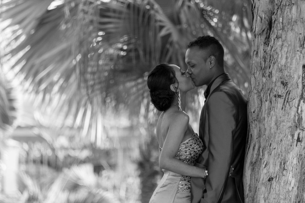 Engagement shoot - Mauritius wedding photographer - Nicolas Fanny