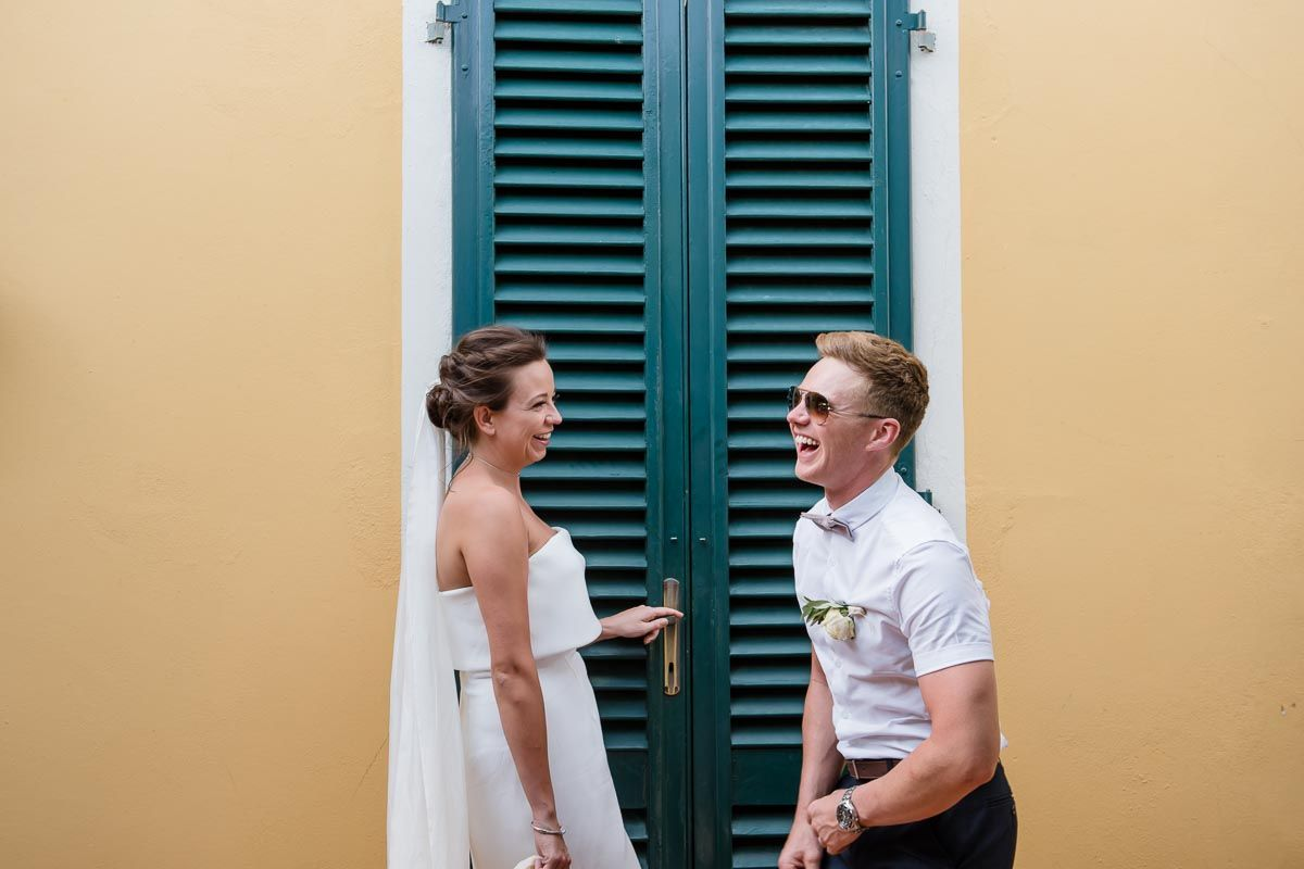 natural bride and groom photography