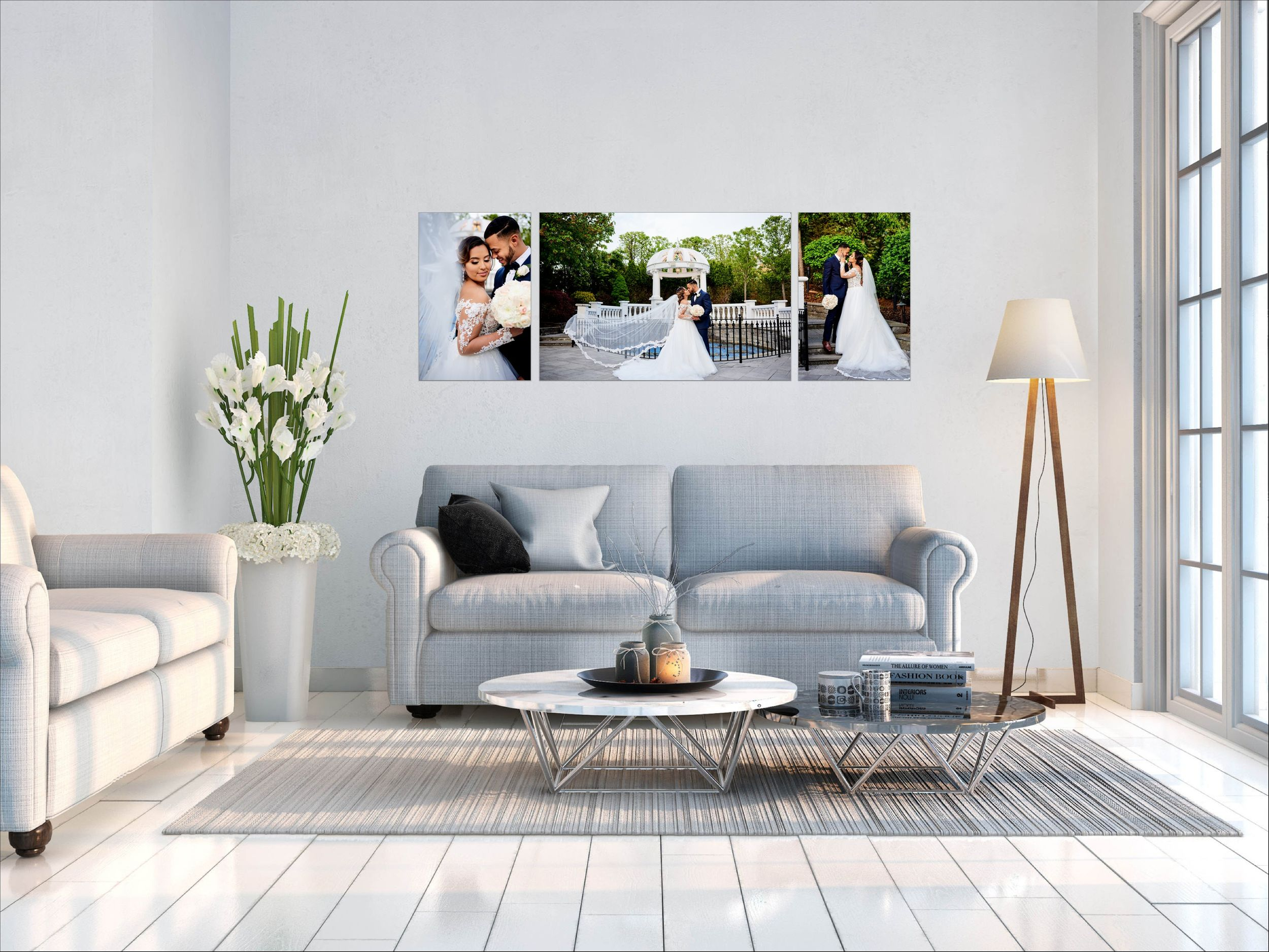 Gricel's Photography NJ Wedding Portrait Photographer Wall Art
