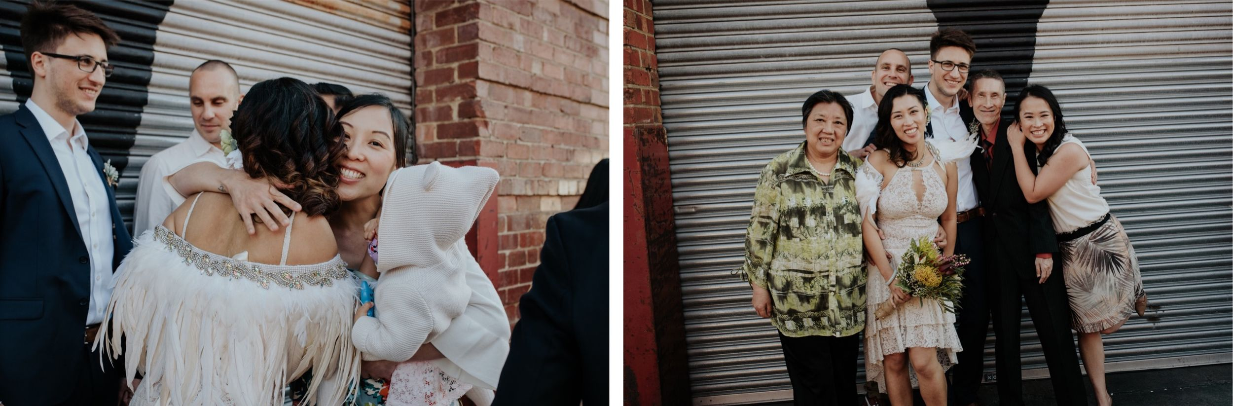 candid melbourne wedding photography mountain goat brewery gamer couple
