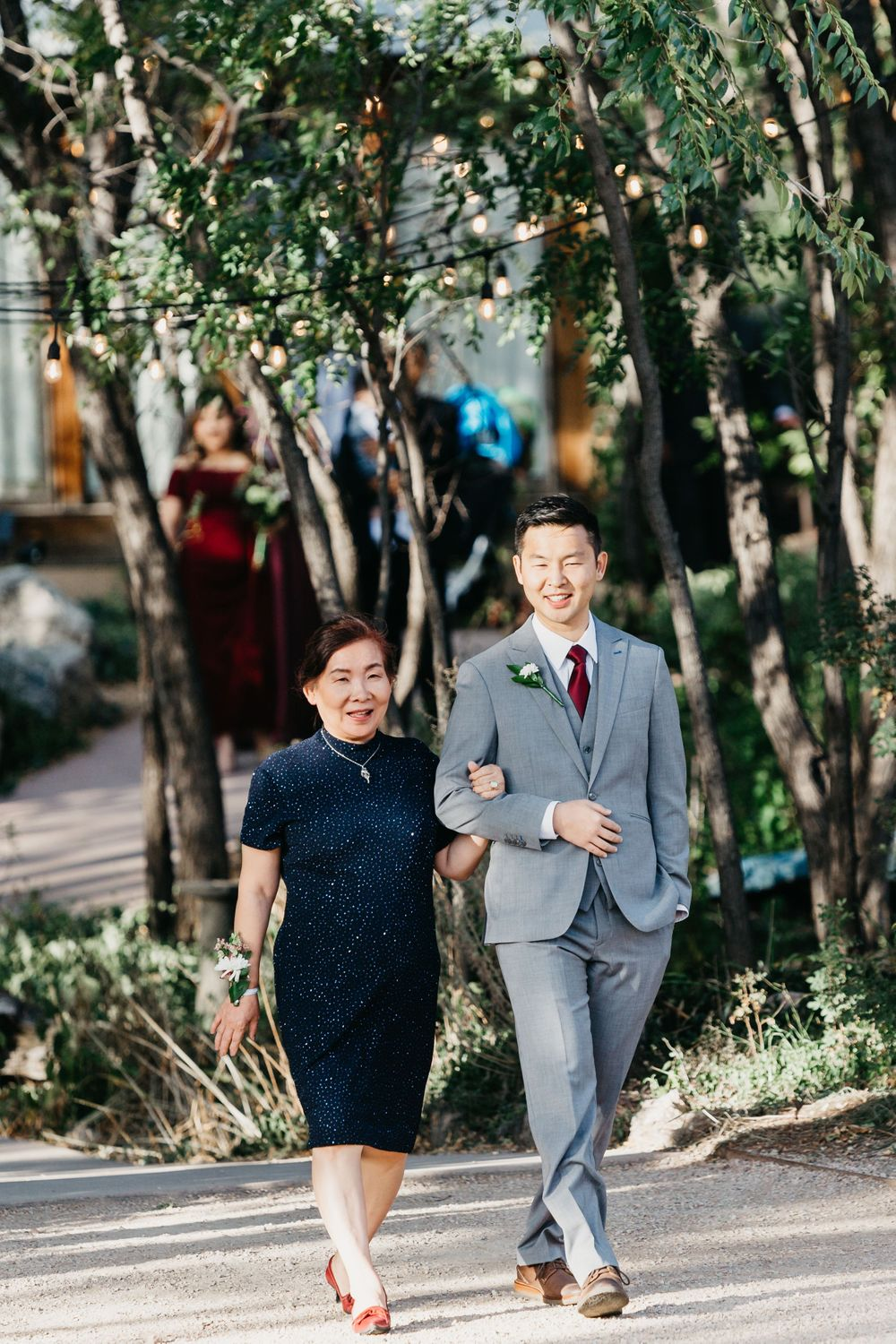 Groom and Mom photo, Groom Shot Ideas, Colorado Springs Wedding Photographer, Hillside Gardens Colorado Springs,
