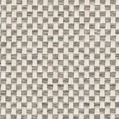 White & Grey Woven Fabric Colour Swatch