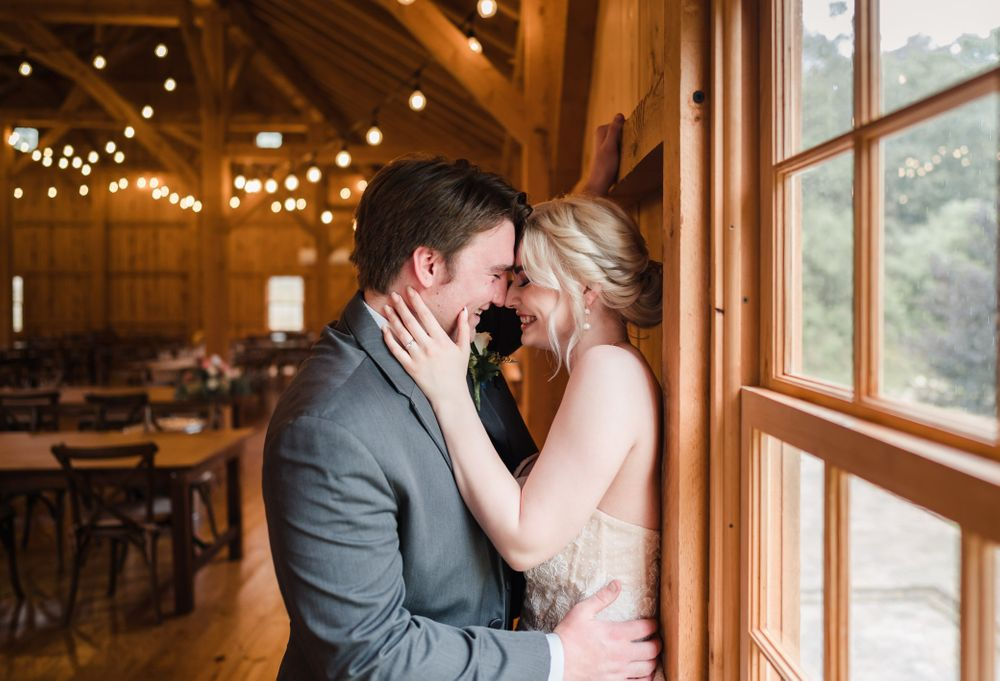 The Barn at Gravers Preston Christman Photography Lehigh Valley and Poconos Wedding Photographer
