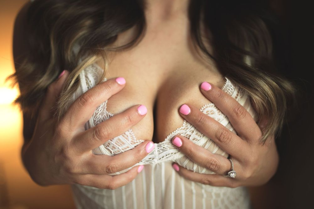 Boudoir Photo Monterey Carmel California Wedding Photographer
