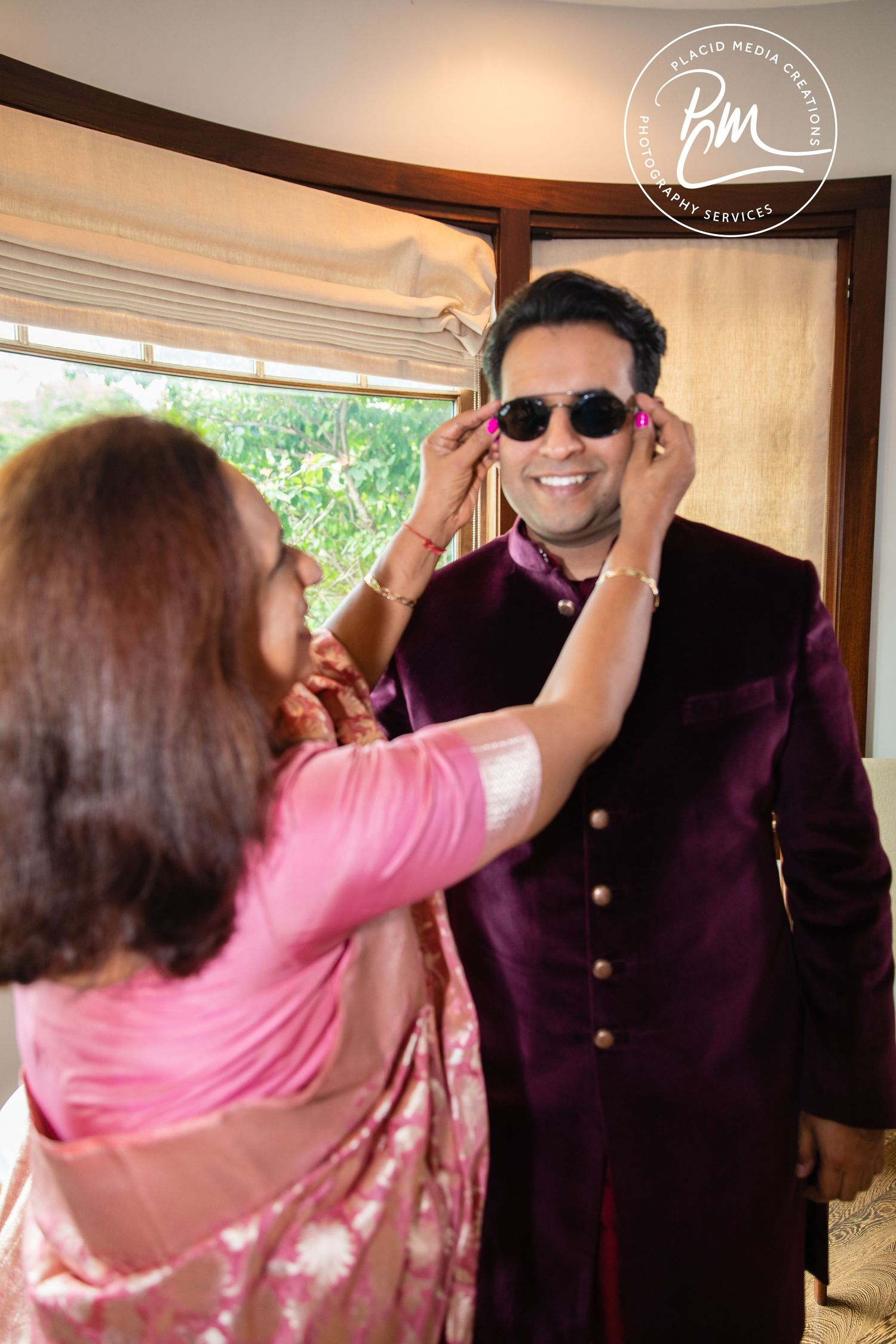 Groom Getting Ready Picture-Long Island Photographer _ Indian Wedding in New York