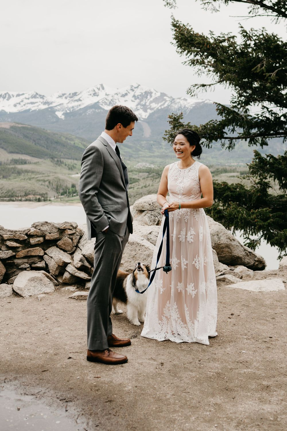 Breckenridge elopement ideas