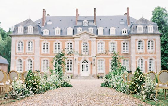 CHÂTEAU DE CARSIX FRANCE is on Faye Amare's wedding venue bucket list