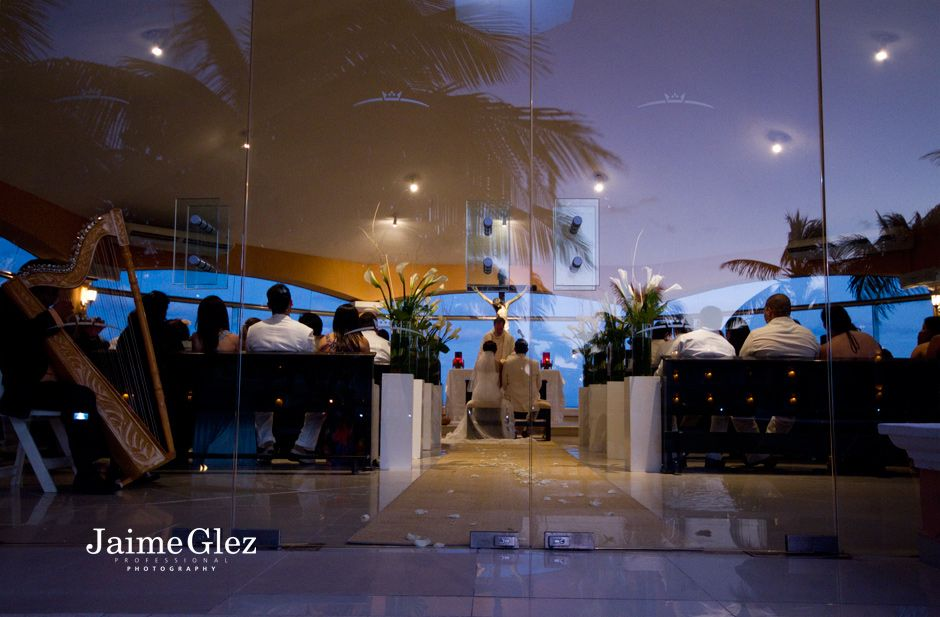 moon palace cancun wedding 8