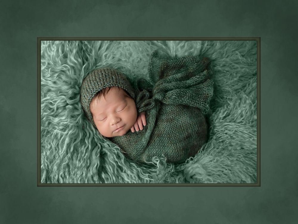 Award-winning austin baby photographer Austin Newborn photography artistic swaddled baby