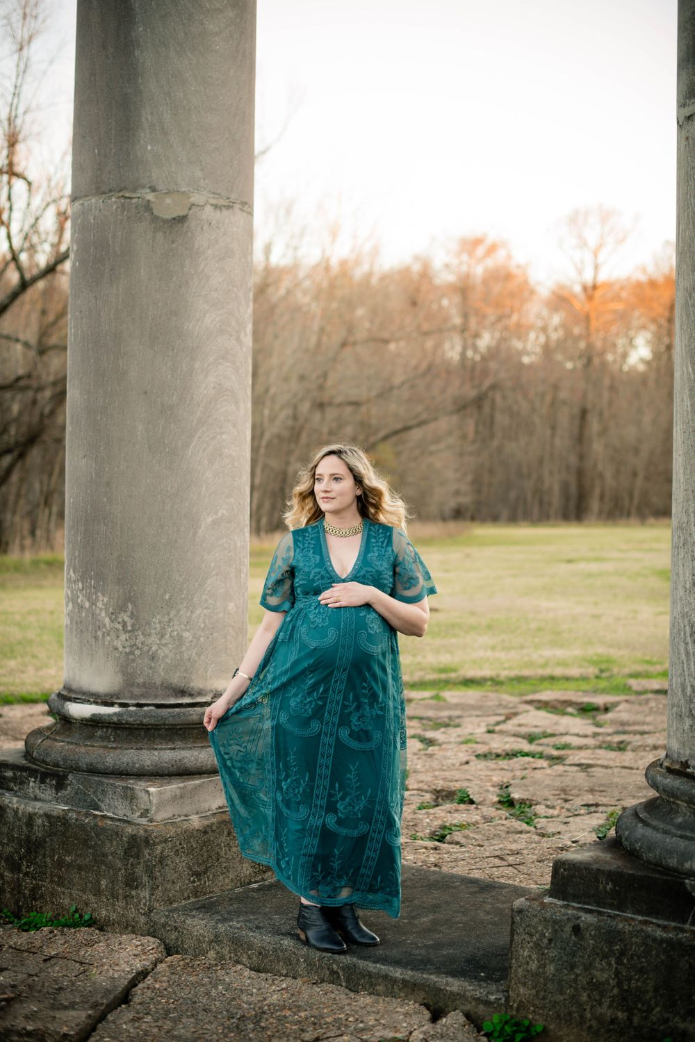 louisiana maternity photographer - angel denise photography