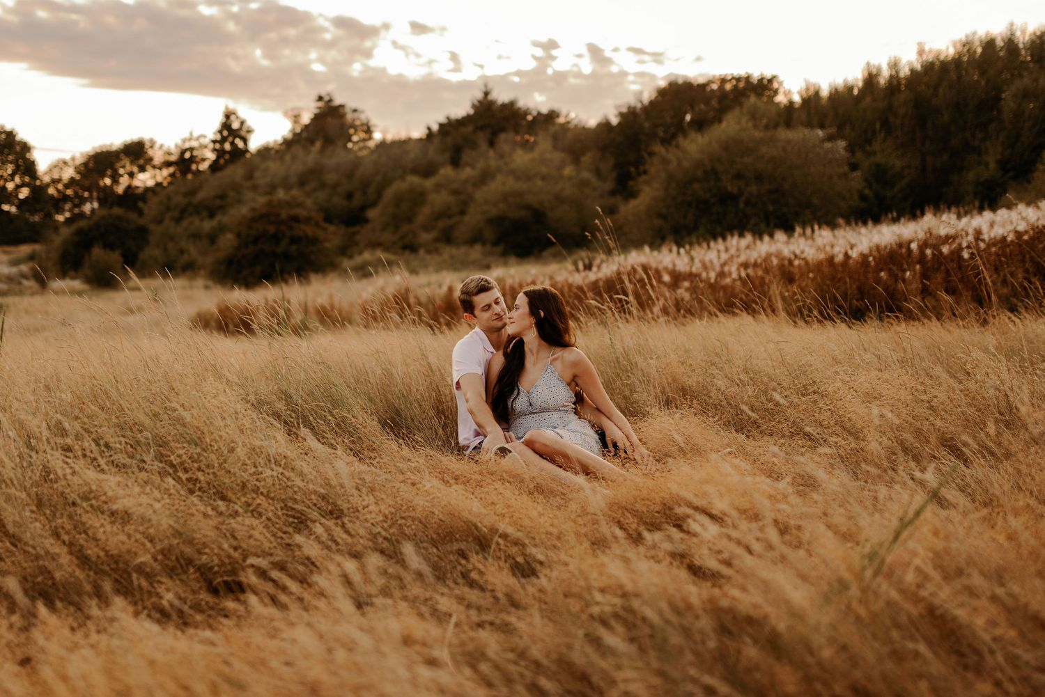 Discovery Park Engagement Session | Seattle Engagement Photographer