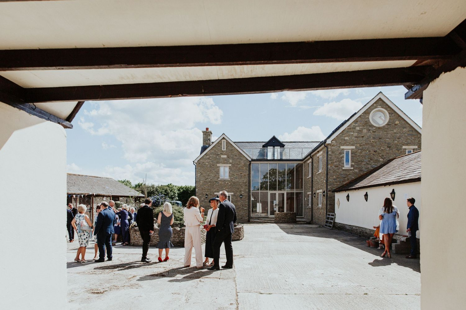 The Old Milking Parlour Wedding