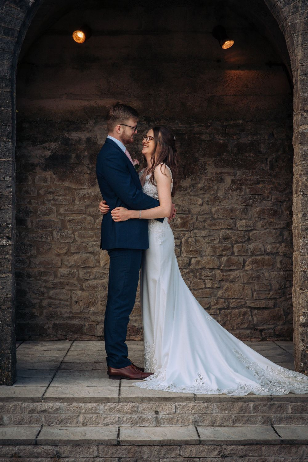 Cricklade House Hotel wedding by Zara Davis Photography, Gloucestershire under the folly