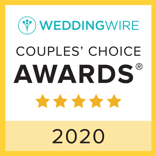 WeddingWire Couples' Choice Awards 2020 for Shutter Photography & Film