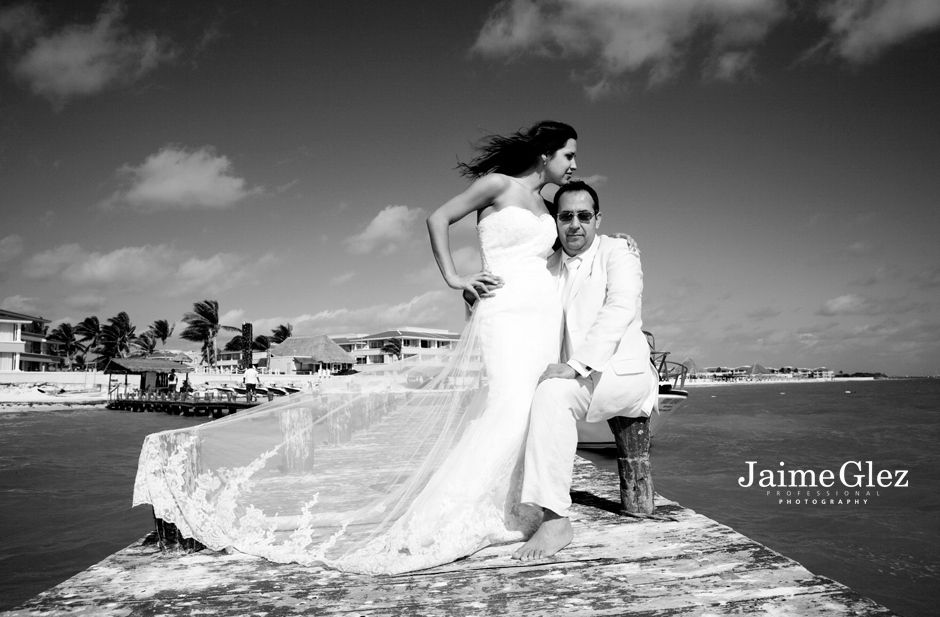 moon palace cancun wedding 18