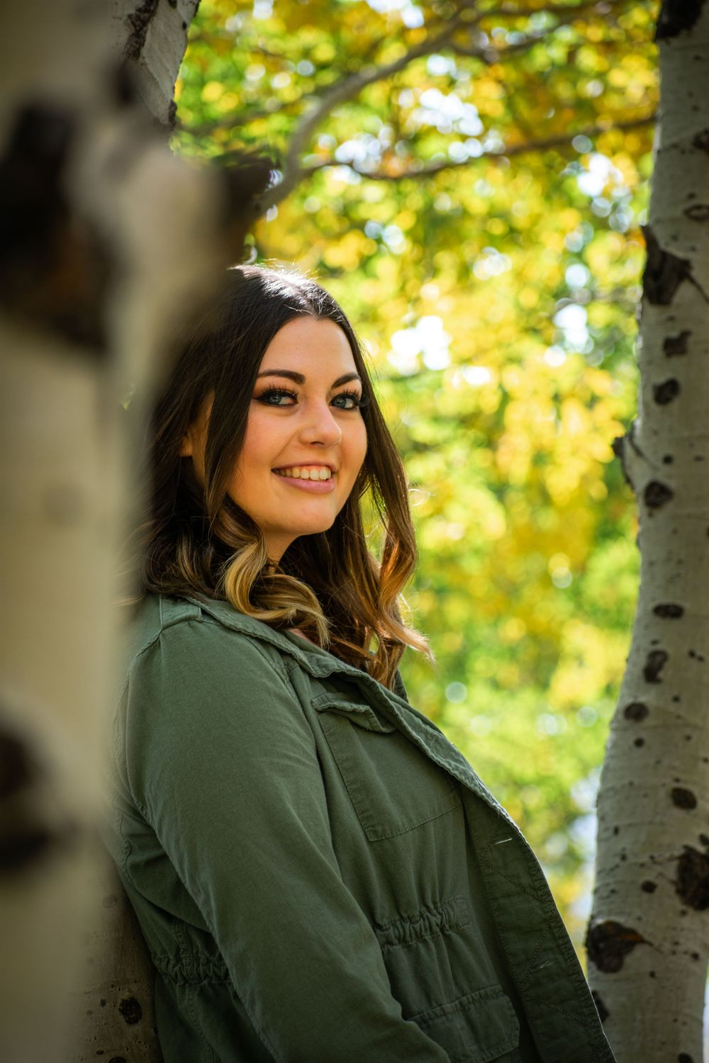 Portrait Senior Session Wyoming