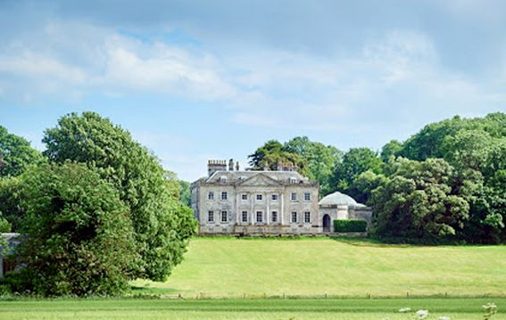 Came House Dorset is on Faye Amare's wedding venue bucket list