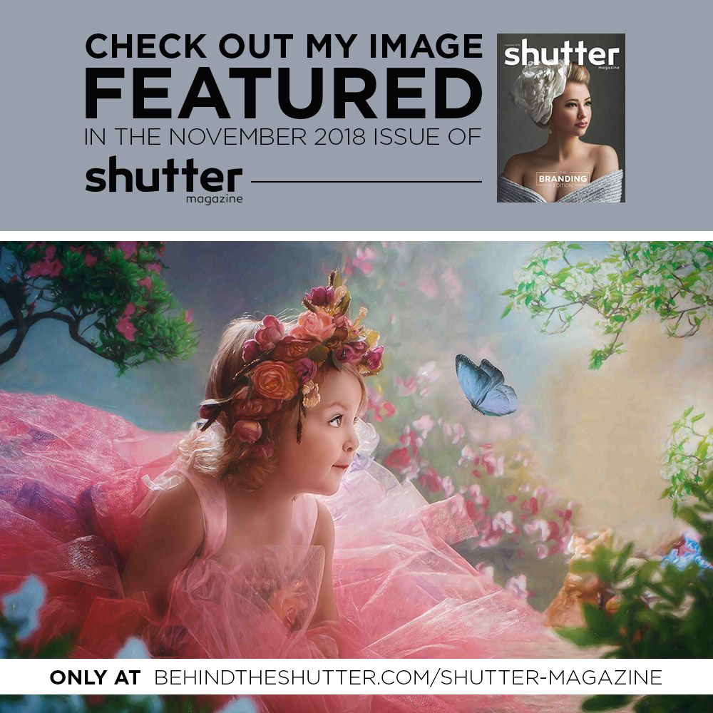 As Featured in Shutter Magazine November 2018