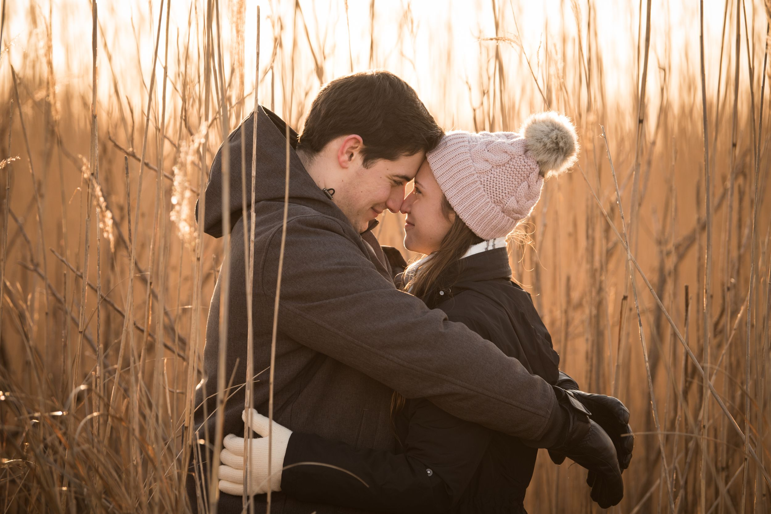 Engagement Session Photos on Long Island