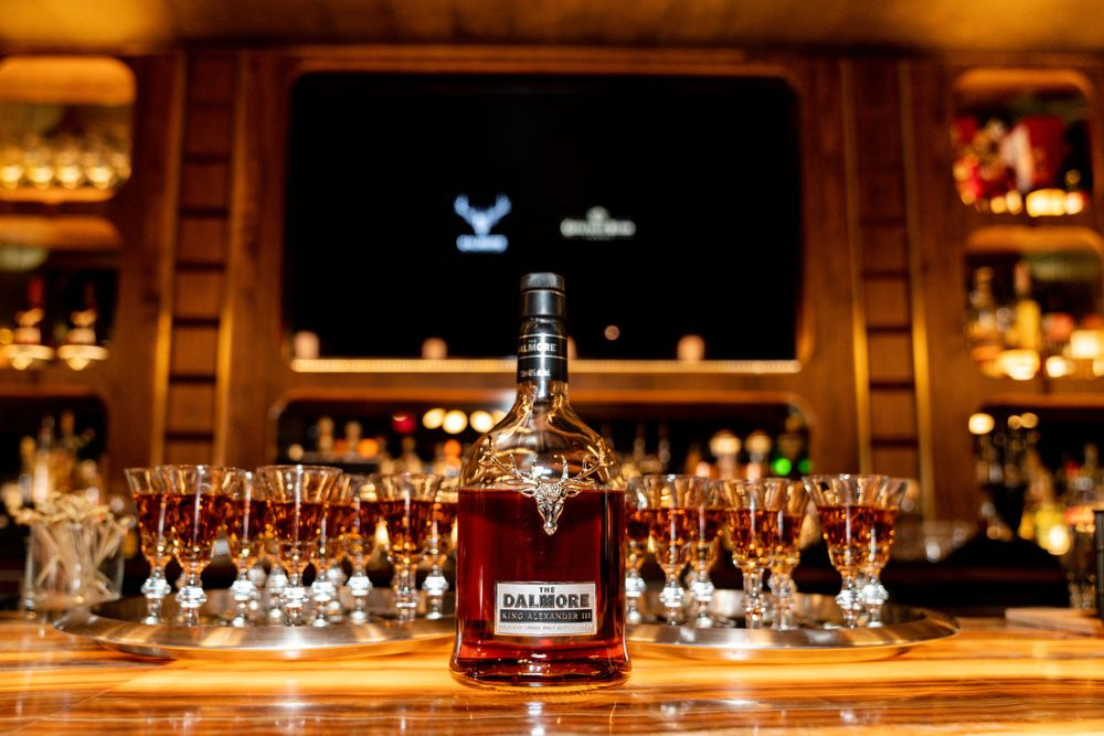 dalmore whisky corporate branding photography video marketing