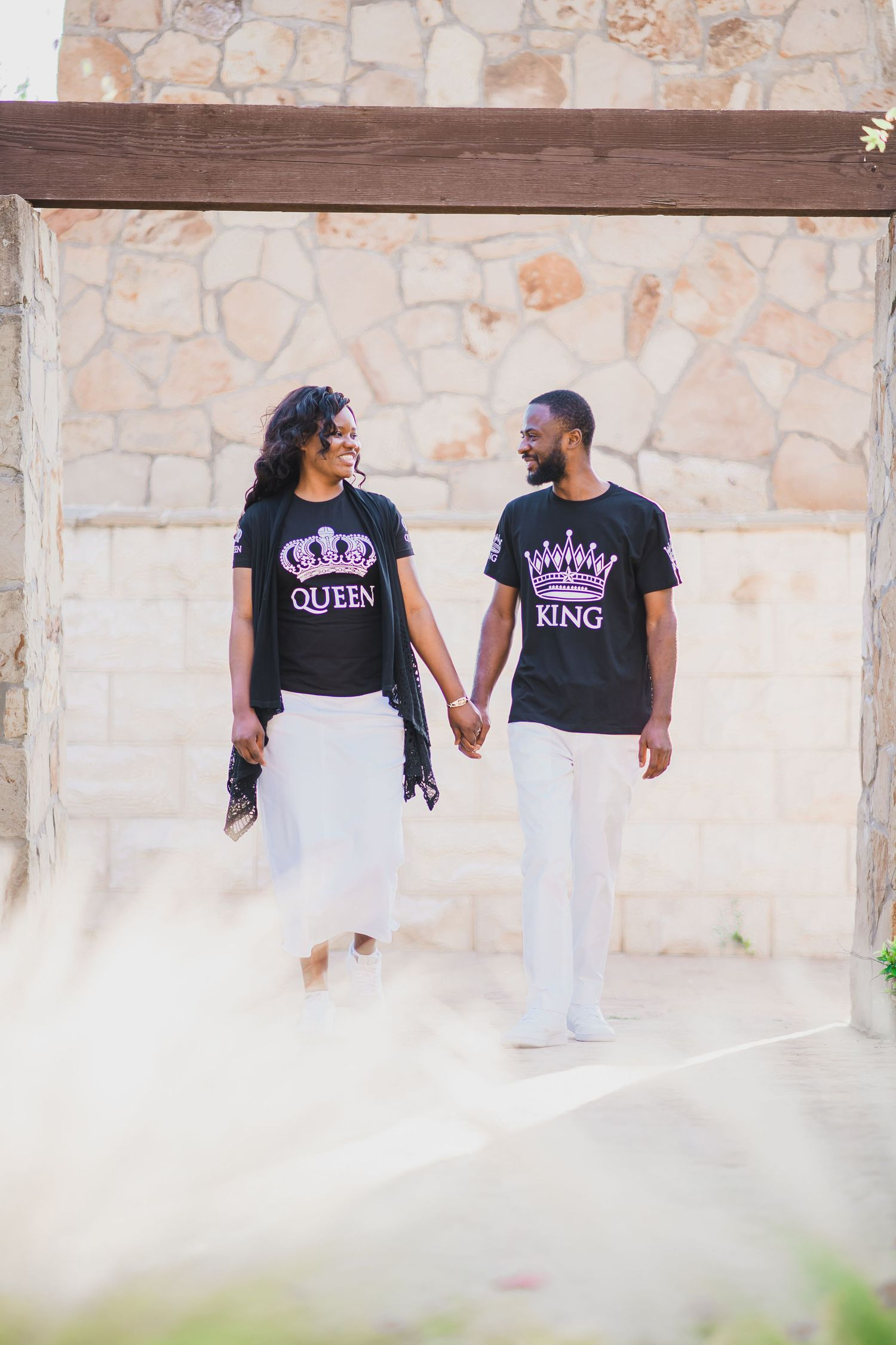 Dallas black wedding photographer