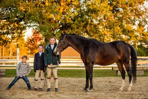 plymouth ma child photographer | Heidi harting | equestrian portraits