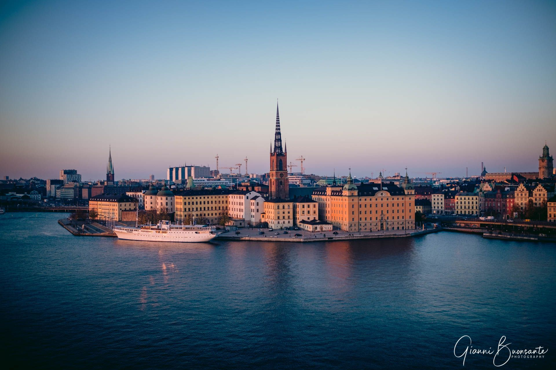 Stockholm photography, Italian photographer