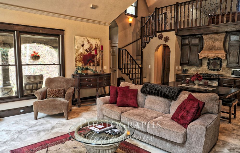 real estate photograph of interior by Photographs and Impressions and Nunweiler Photography