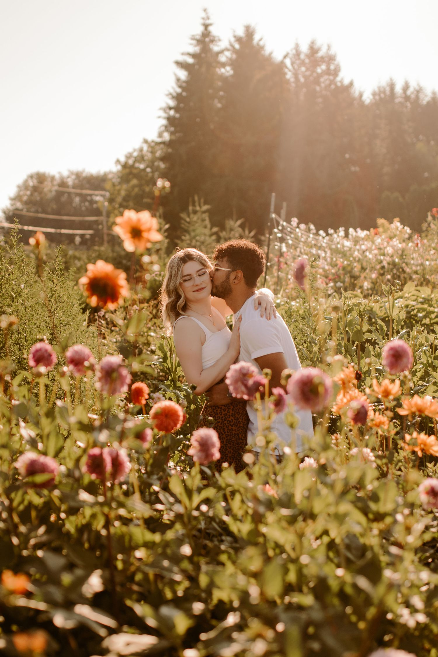 Pine Creek Nursery Wedding Photography | Seattle Wedding Photographer