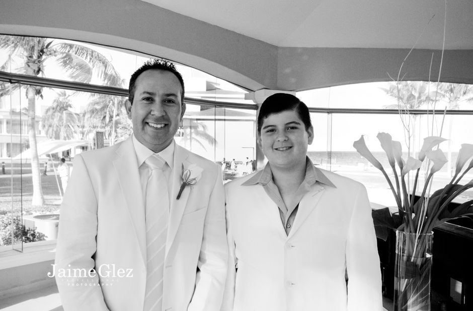 moon palace cancun wedding 5