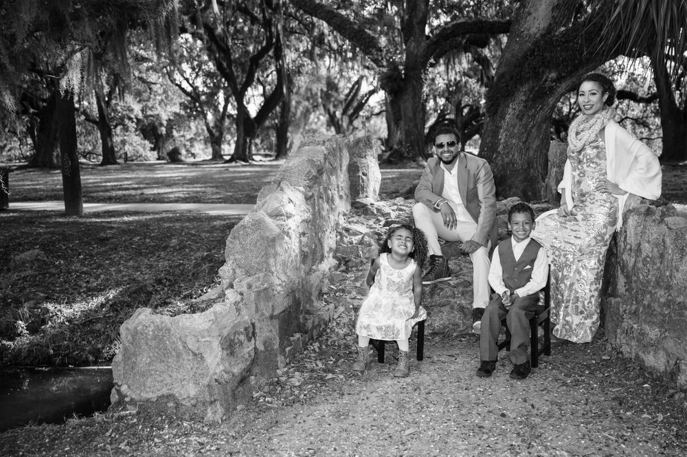 Spanish Moss Studios | New Orleans Portrait Photographer | Family Portraits