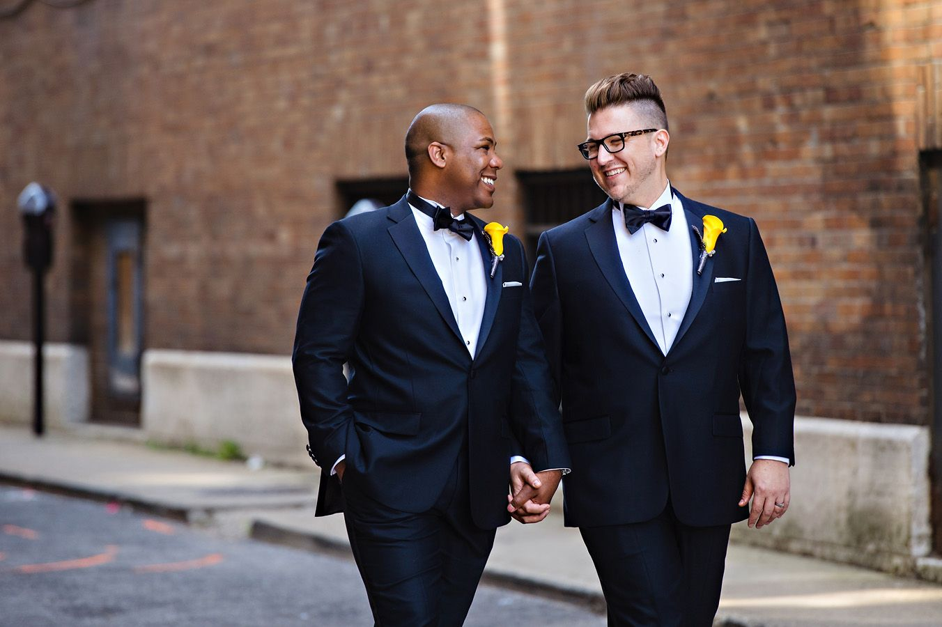 Gay wedding in Columbus Ohio