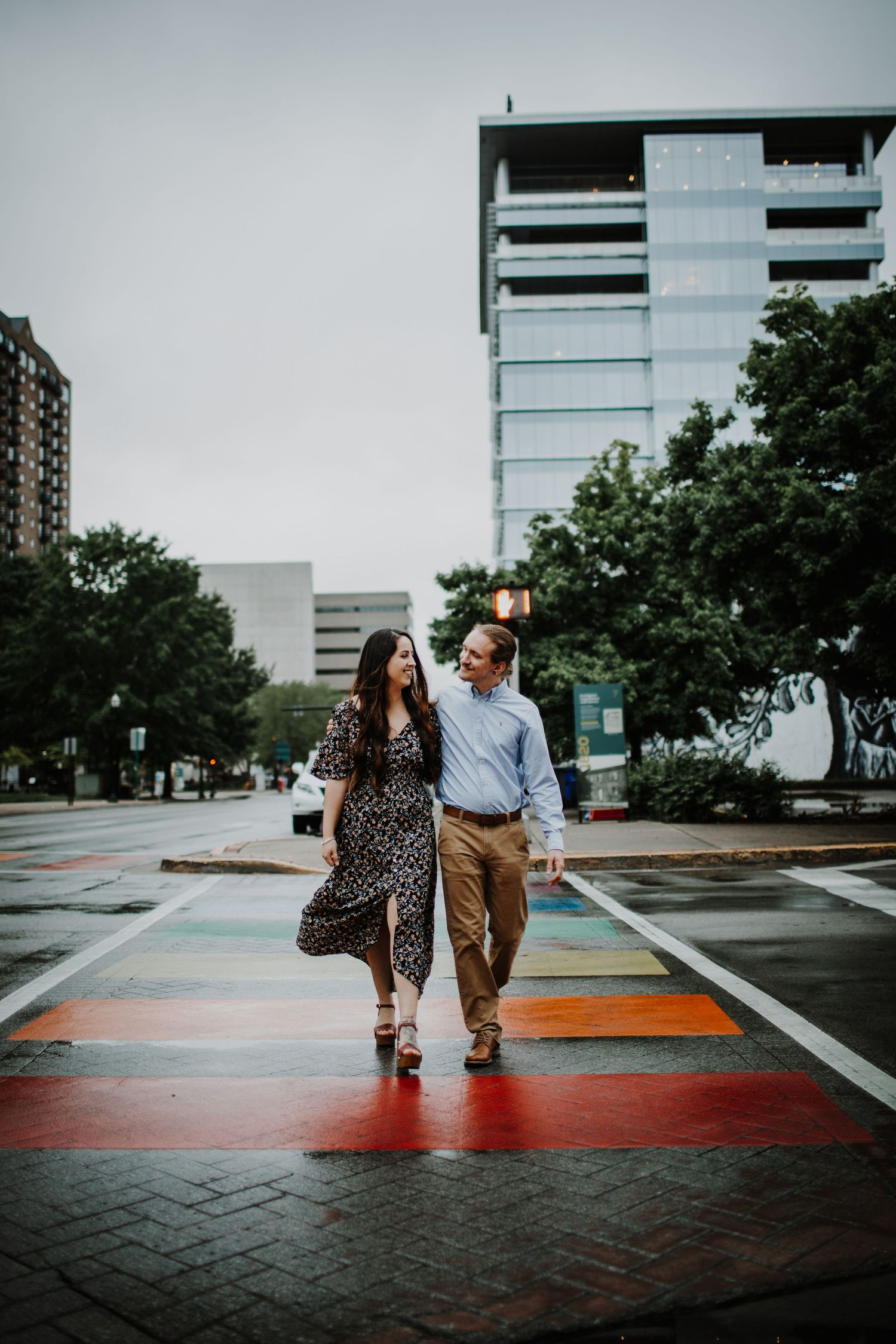 Moody wedding photography Lexington central KY Kentucky unique engagement session couples near me local photographer