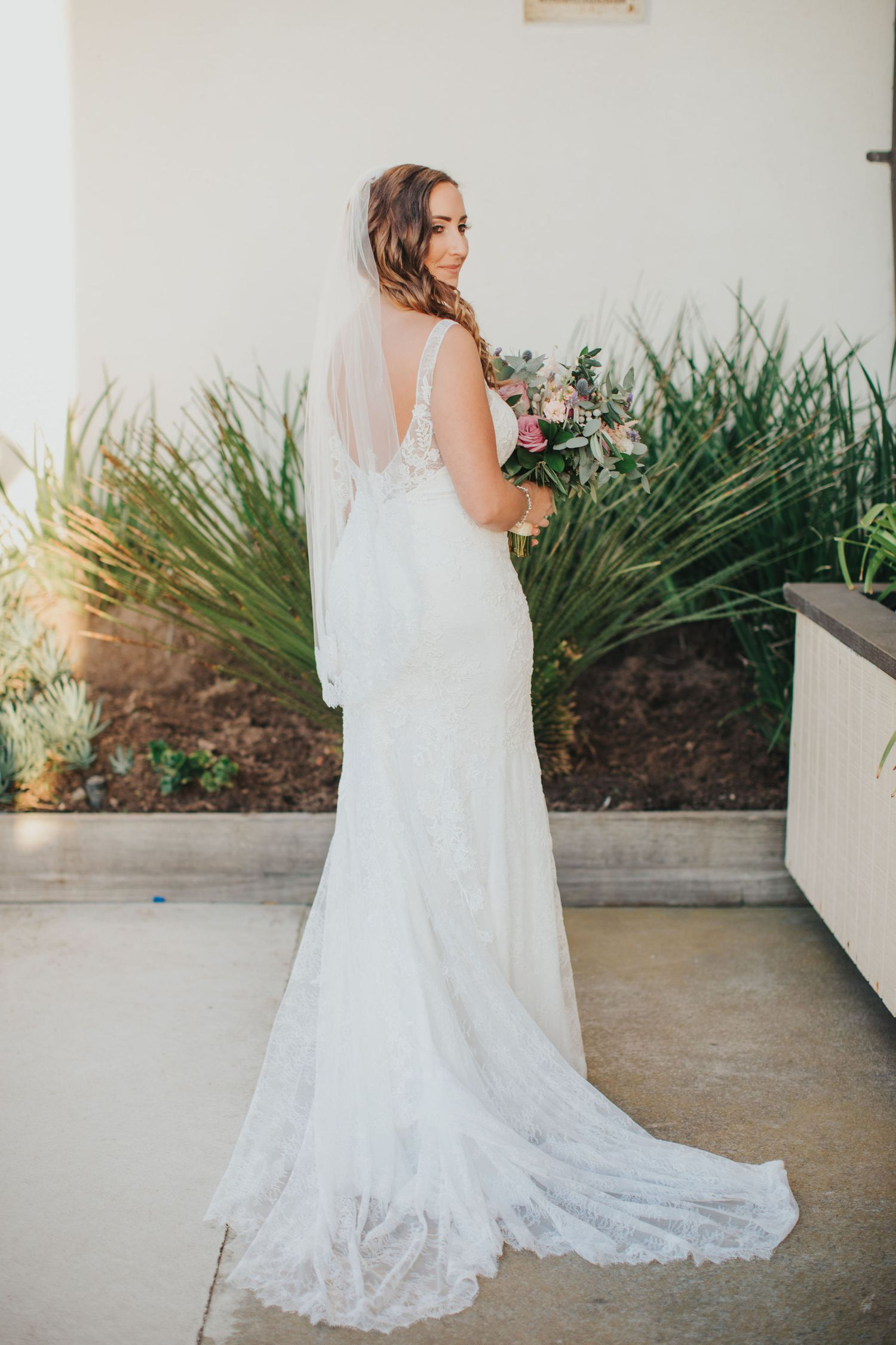 Wedding Veil | Redondo Beach Historic Library