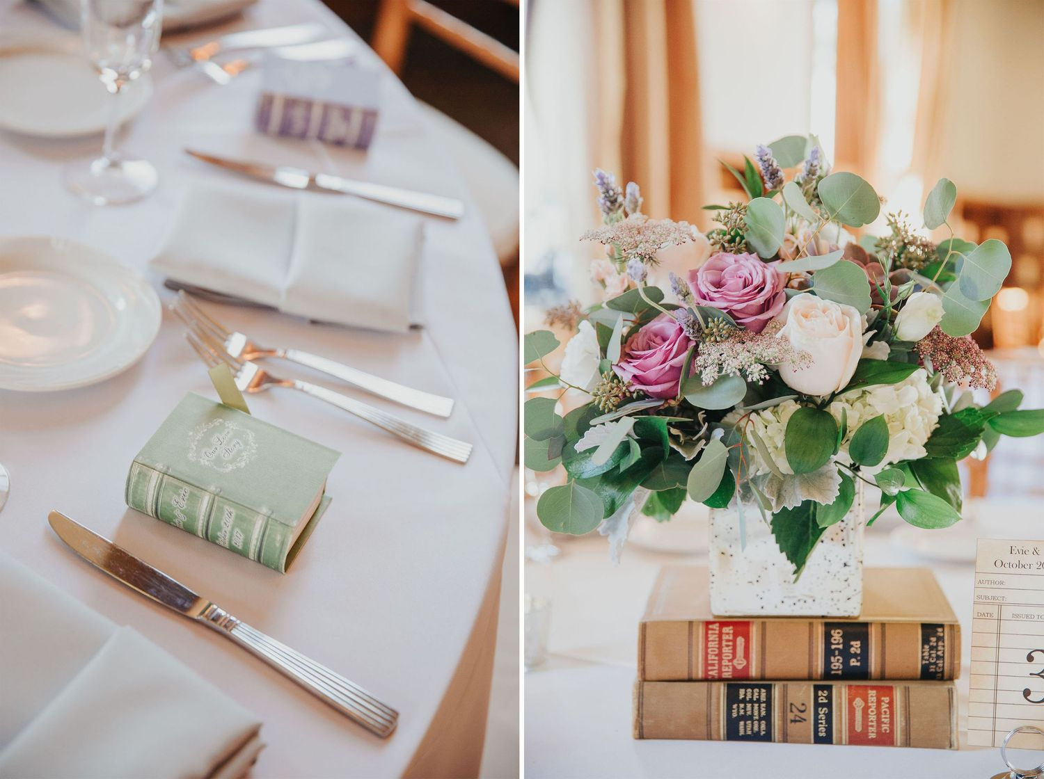 Wedding Favors | Redondo Beach Historic Library