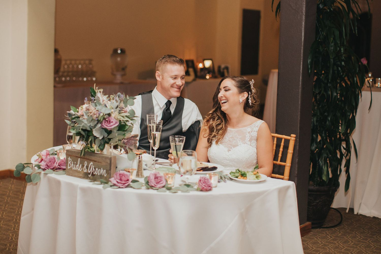 Wedding Toast | Redondo Beach Historic Library